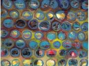 Circleworks-in-Cerulean,-Cyndi-Strid,-Artist.WEB