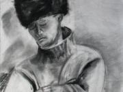 Life-Drawing-20-male-portrait,-Cyndi-Strid-Artist,-022