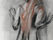 Life-Drawing-6-veiled-figure,-Cyndi-Strid,-Artist-106
