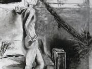Life-Drawing-9-Figure-standing-fire-dancer,-C-Strid,-artist-127