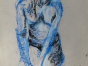 LifeDrawing-1-figure-kneeling,-C-Strid,-Artist-138