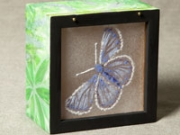 Fenders-Blue-Butterfly-Light-Box,--Artist-Cyndi-Strid