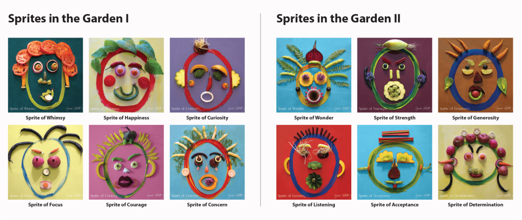 Sprites in the Garden Gift Cards